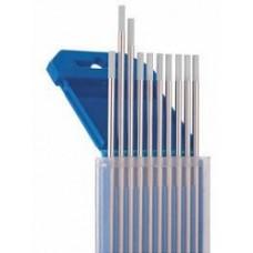 Купить вольфрамовый электрод wc-20-175 диаметр 2,4 мм (серый) в Перми, цены в интернет-магазине «Урал КДС»