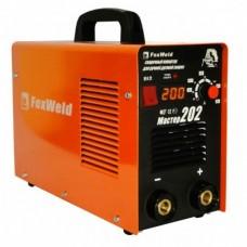 Сварочный аппарат-инвертор Мастер 202 (Foxweld)